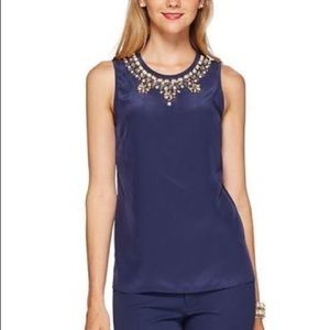Lilly Pulitzer Tops - Lilly Pulitzer Havana Blouse